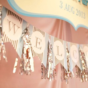 Raphael's Baby Shower (Hurray Wedding & Event Decoration)