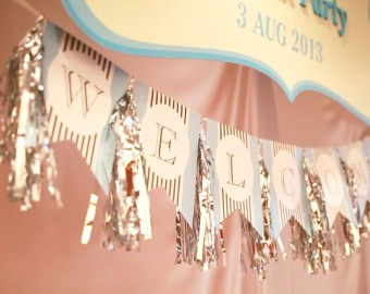 Raphael's Baby Shower (Hurray Wedding & Event Decoration)