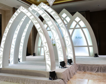 Banyan Tree Banquet Foyer (Hurray Wedding & Event Decoration)