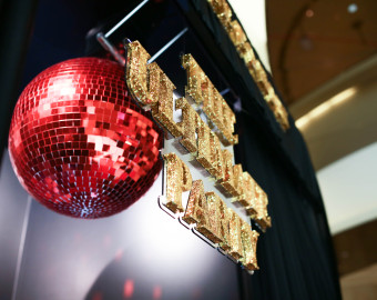 Tailor-made disco ball to rock your party.